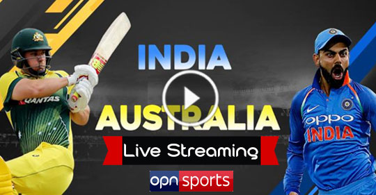 India vs Australia Live Streaming – ICC Cricket WorldCup 2019 Live Streaming