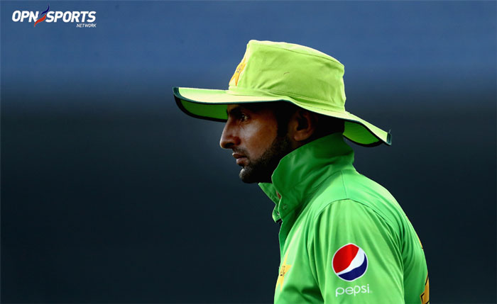 Shoaib Malik out from green team squad against Zimbabwe